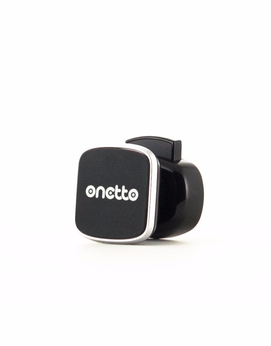 Автомобильный держатель ONETTO Easy Clip Vent Magnet Mount, черный автомобильный держатель onetto easy one handed air vent