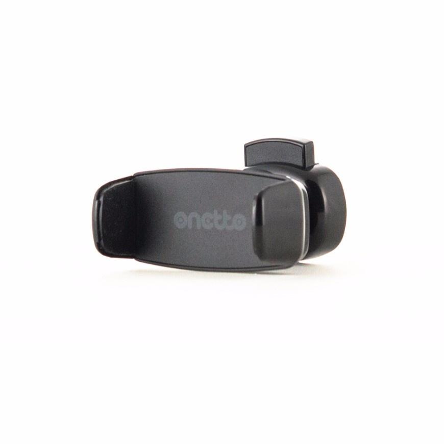 Автомобильный держатель ONETTO Easy One Handed Air Vent, черный автомобильный держатель onetto mount easy view 2 черный