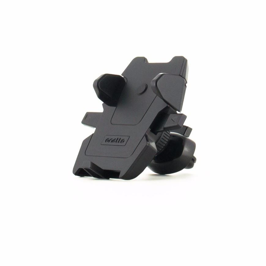 Автомобильный держатель ONETTO Vent Mount Easy One Touch, черный автомобильный держатель onetto mount easy view 2 черный