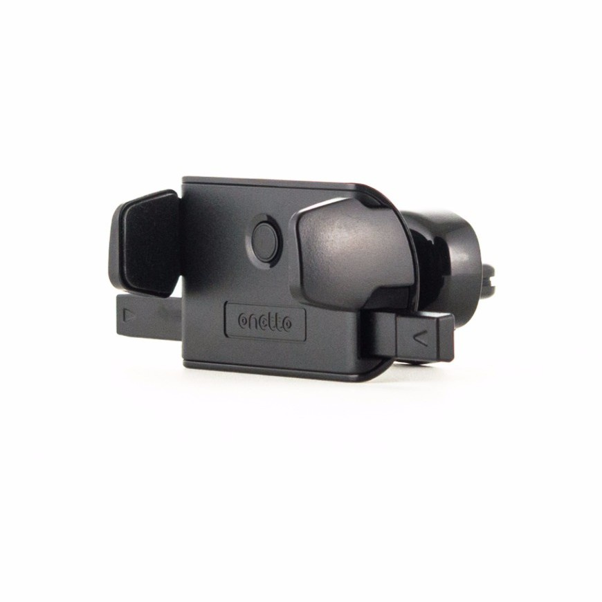 Автомобильный держатель ONETTO One Touch Mini Air Vent Mount, черный автомобильный держатель onetto one touch mini telescopic черный