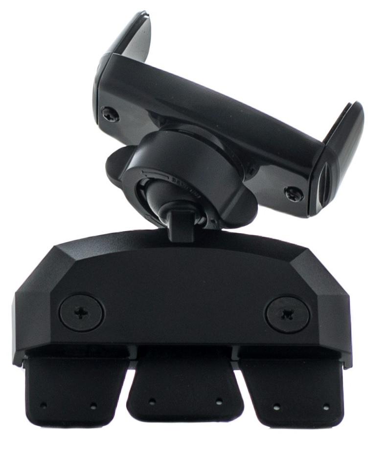 Автомобильный держатель ONETTO CD Slot Mount One Handed, черный