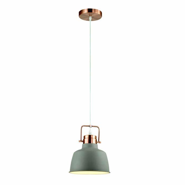 Подвесной светильник Odeon Light 3326/1, бронза