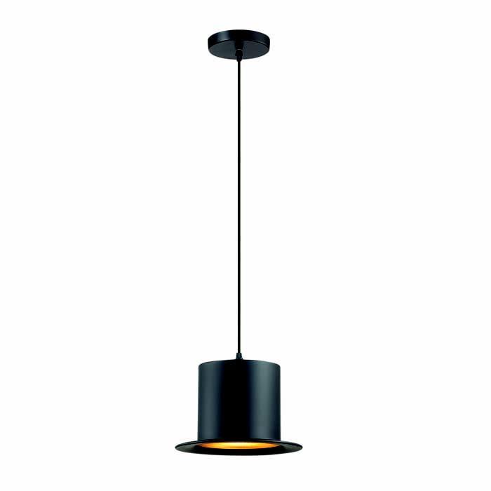 Подвесной светильник Odeon Light 3355/1, черный