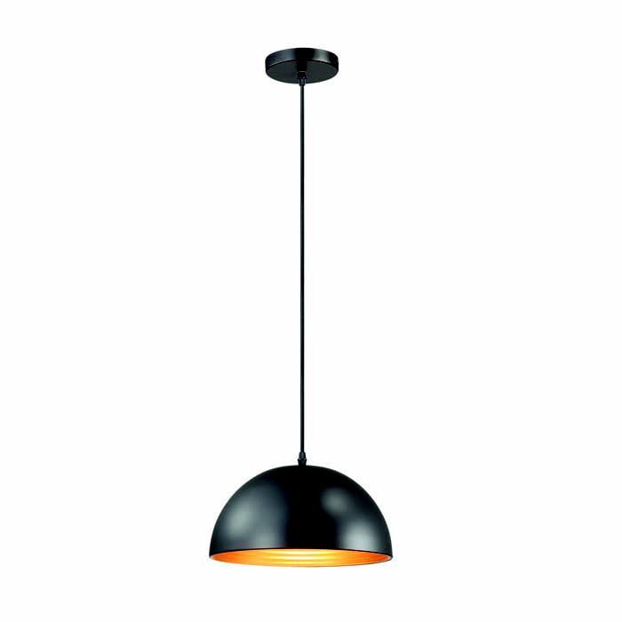Подвесной светильник Odeon Light 3349/1, черный