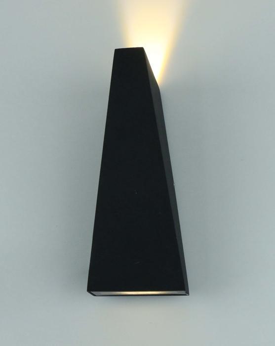 Уличный светильник Arte Lamp A1524AL-1GY, серый уличный настенный светодиодный светильник arte lamp cometa a1524al 1wh