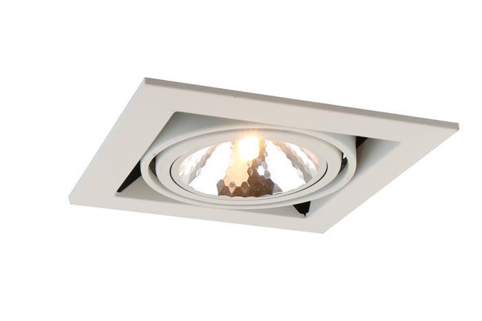 все цены на Встраиваемый светильник Arte Lamp A5949PL-1WH, G9, 40 Вт онлайн