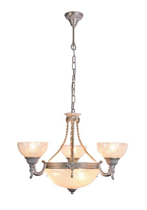 Подвесной светильник Arte Lamp A5861LM-3-3WG, белый arte lamp подвесная люстра arte lamp fedelta a5861lm 3 5wg