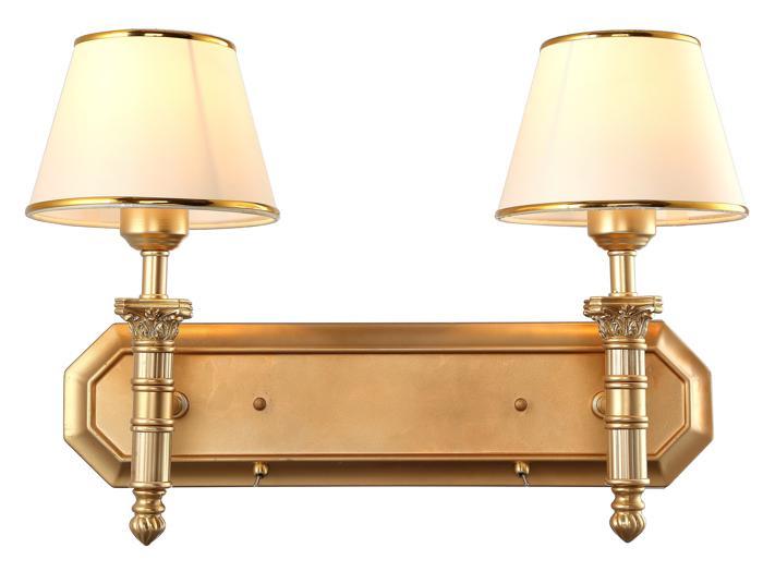 Бра Arte Lamp A9185AP-2SG, E27, 40 Вт