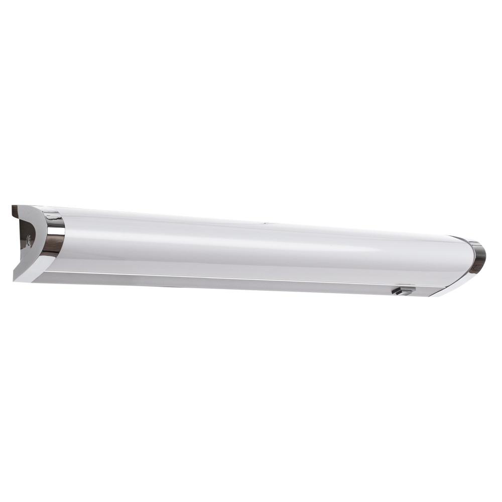 все цены на Настенный светильник Arte Lamp A1405AP-1CC, серый металлик онлайн