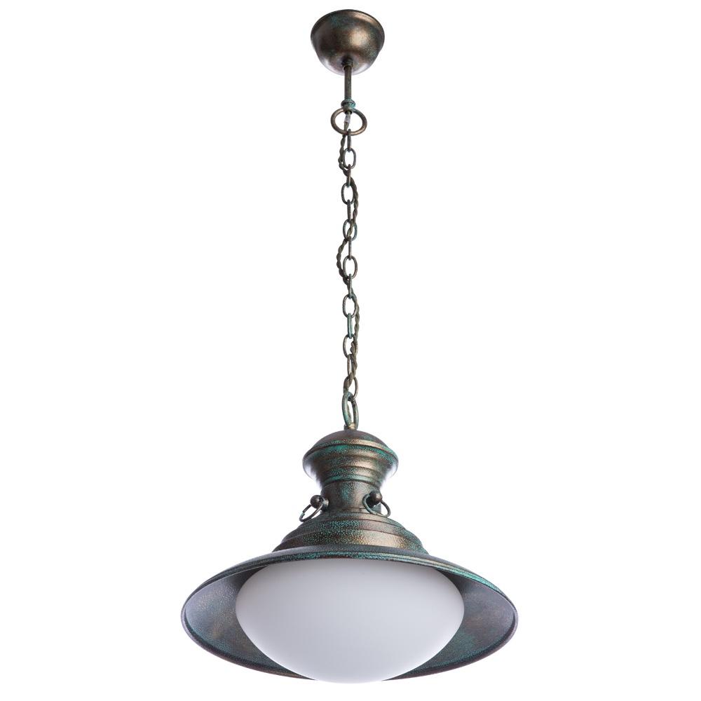 Подвесной светильник Arte Lamp A9256SP-1BG, E27, 60 Вт цена в Москве и Питере