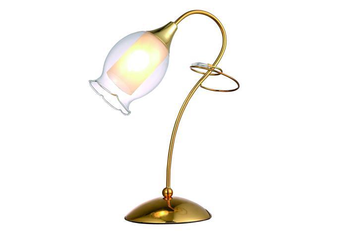 все цены на Настольный светильник Arte Lamp A9289LT-1GO, золотой онлайн