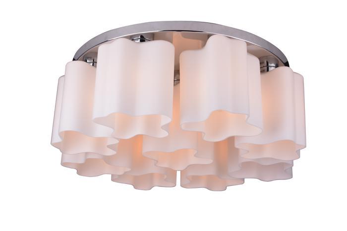 Потолочный светильник Arte Lamp A3479PL-9CC, E27, 40 Вт недорого