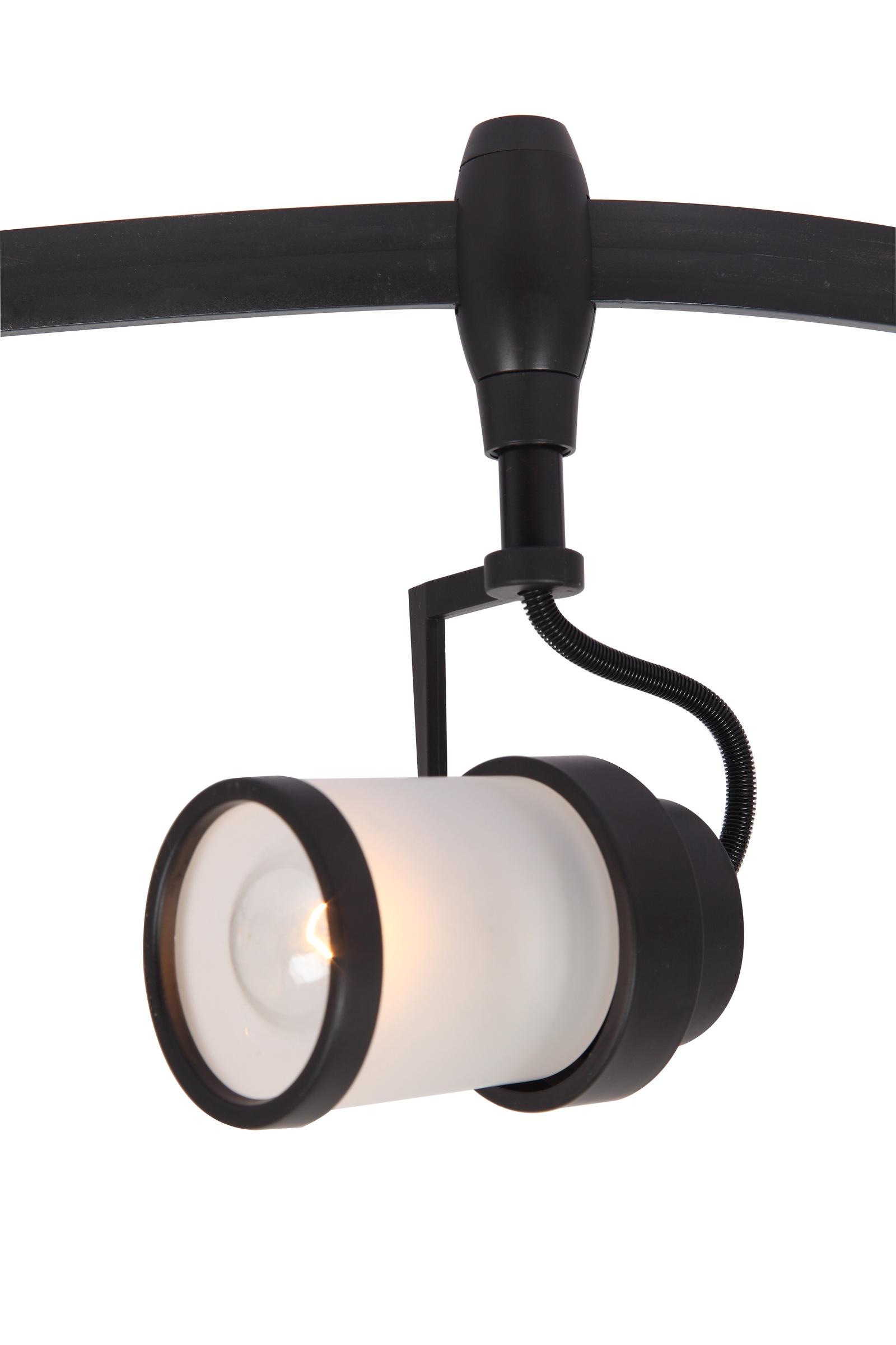 Настенно-потолочный светильник Arte Lamp A3056PL-1BK, E14, 40 Вт