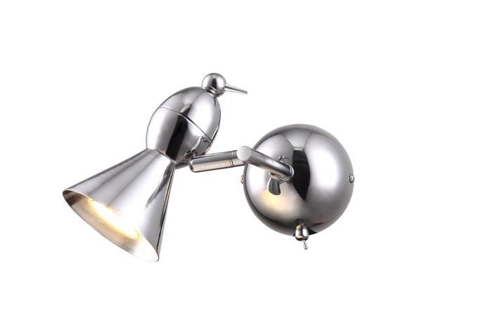 Фото - Настенно-потолочный светильник Arte Lamp A9229AP-1CC спот arte lamp picchio a9229ap 1cc