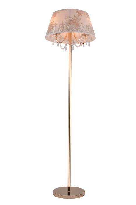 Напольный светильник Arte Lamp A5008PN-3GO, E14, 40 Вт arte lamp люстра arte lamp a9205pl 3go