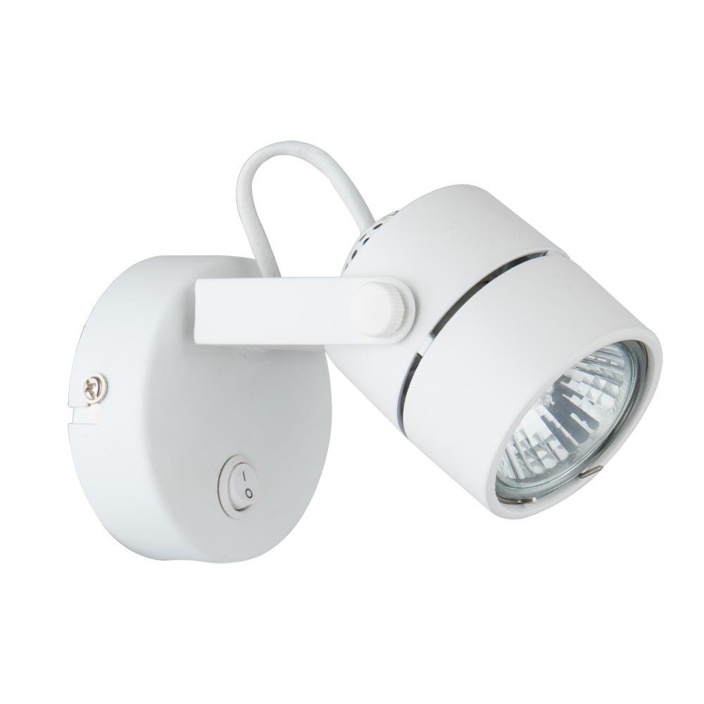Настенно-потолочный светильник Arte Lamp A1310AP-1WH светильник настенно потолочный arte lamp torta a7131pl 2sa