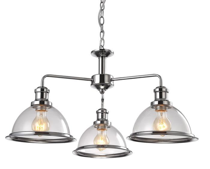 Подвесной светильник Arte Lamp A9273LM-3CC 5009 3cc 6x50 мм