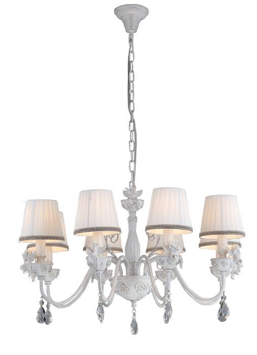 Подвесной светильник Arte Lamp A5656LM-8WG подвесная люстра artelamp a5656lm 8wg