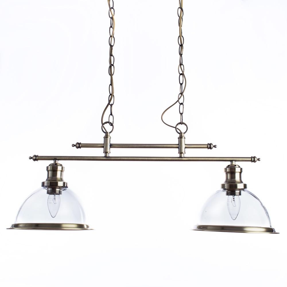 Подвесной светильник Arte Lamp A9273SP-2AB, E27, 60 Вт