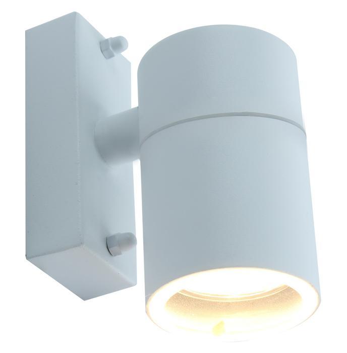 Уличный светильник Arte Lamp A3302AL-1WH уличный настенный светильник artelamp a3302al 1wh