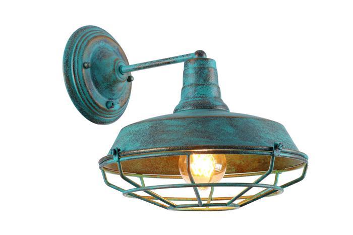Бра Arte Lamp A9183AP-1BG, E27, 40 Вт