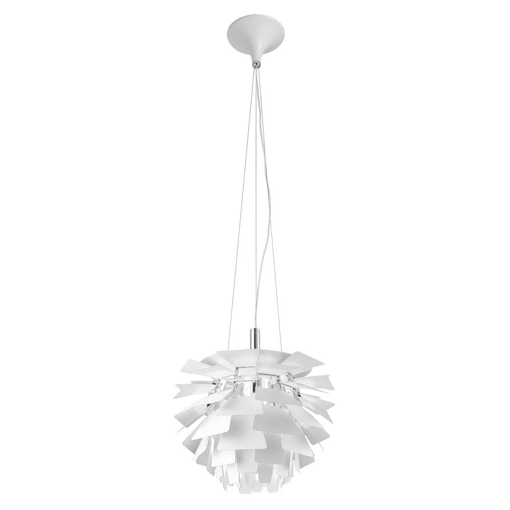 Подвесной светильник Arte Lamp A8008SP-1WH, E27, 60 Вт