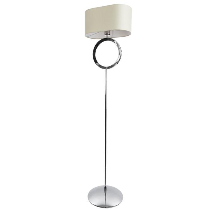 Напольный светильник Divinare 4069/02 PN-1, серый металлик