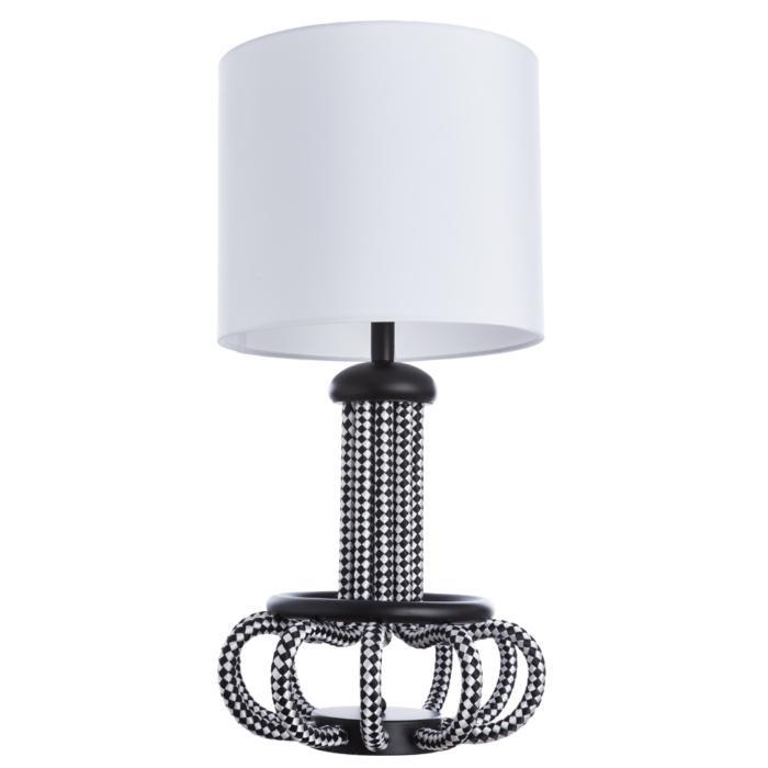 Настольный светильник Divinare 2718/04 TL-1, E27, 60 Вт kink light марокко 0815t 09