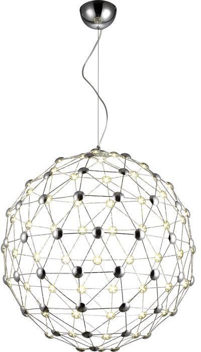 Подвесной светильник Divinare 1610/02 SP-96, серый металлик подвесной светильник divinare 1157 01 sp 2 серый металлик