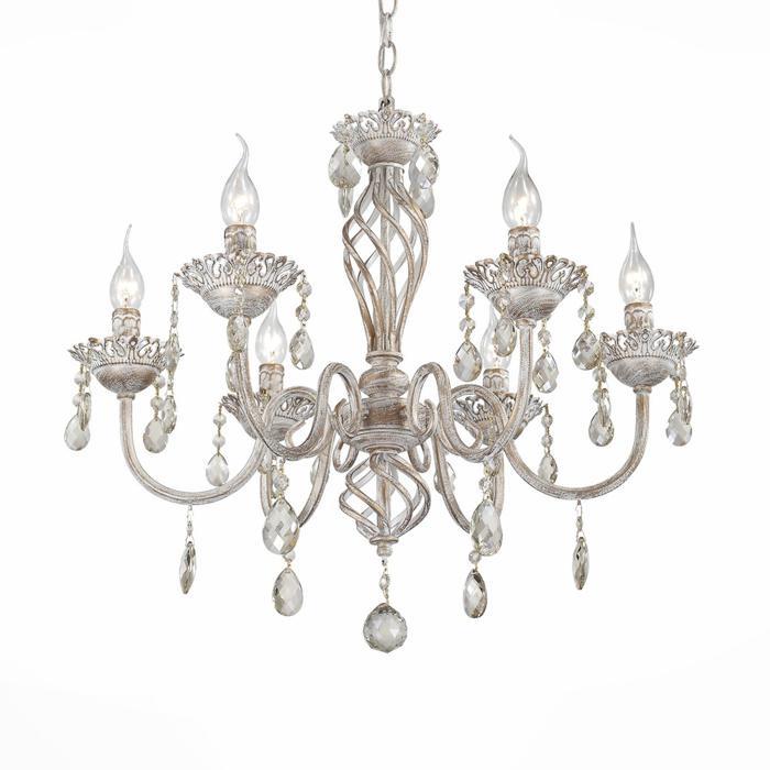 Подвесной светильник St Luce SL139.503.06, золотой подвесная люстра st luce splendi sl139 503 06
