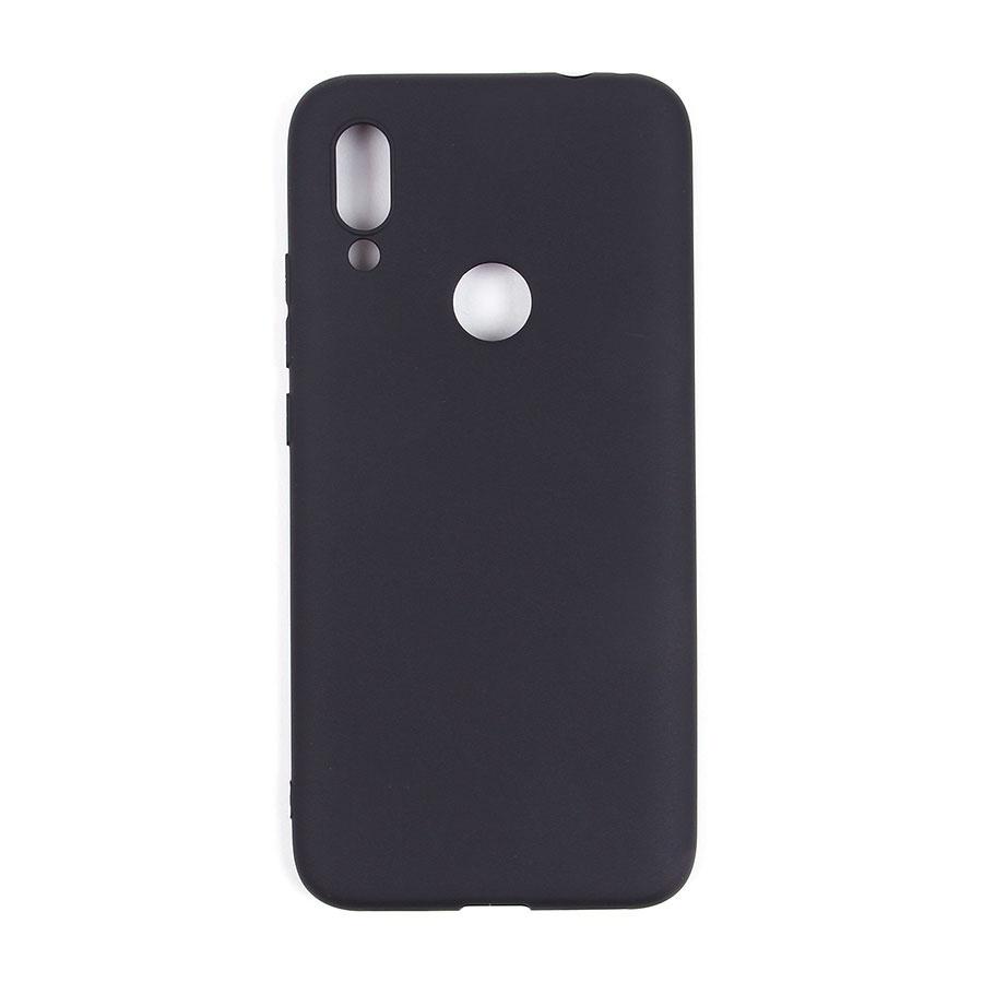 Чехол для сотового телефона ТПУ для Xiaomi Redmi 7, черный математическая формула pattern мягкая обложка тонкий тпу резиновый силиконовый гель чехол для xiaomi note2