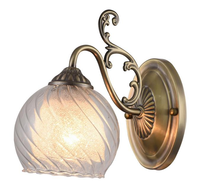 Бра Arte Lamp A7062AP-1AB, E27, 60 Вт