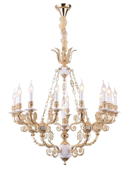 Подвесной светильник Arte Lamp A7024LM-16WG, E14, 60 Вт