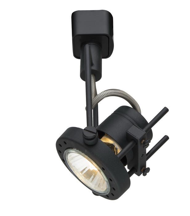 Настенно-потолочный светильник Arte Lamp A4300PL-1BK, черный светильник настенно потолочный arte lamp torta a7131pl 2sa