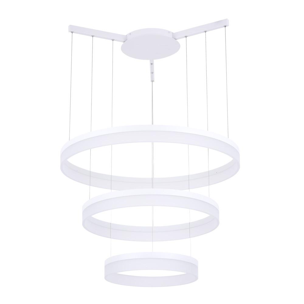 Подвесной светильник Arte Lamp A2504SP-3WH, белый цены
