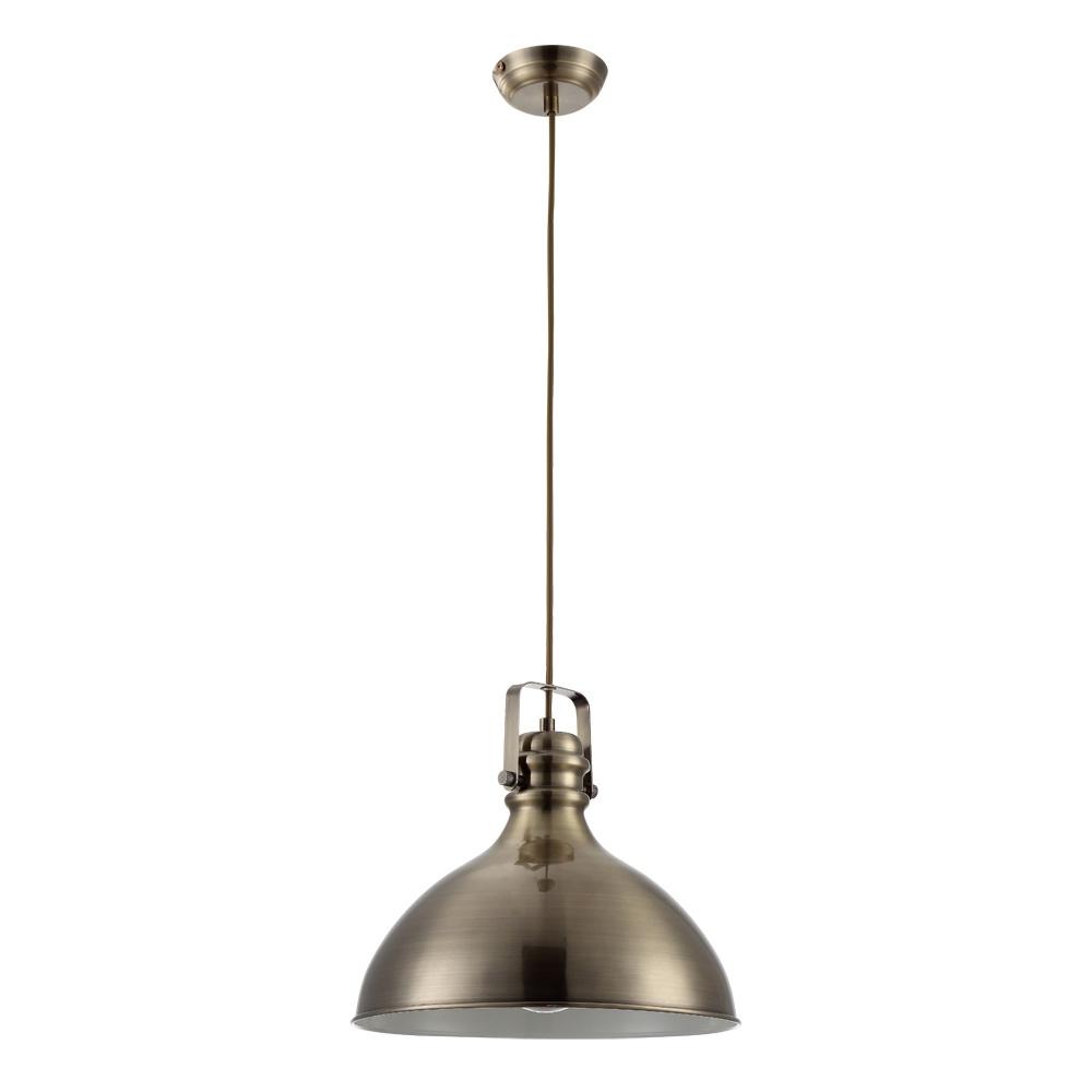 Подвесной светильник Arte Lamp A1102SP-1AB, E14, 40 Вт
