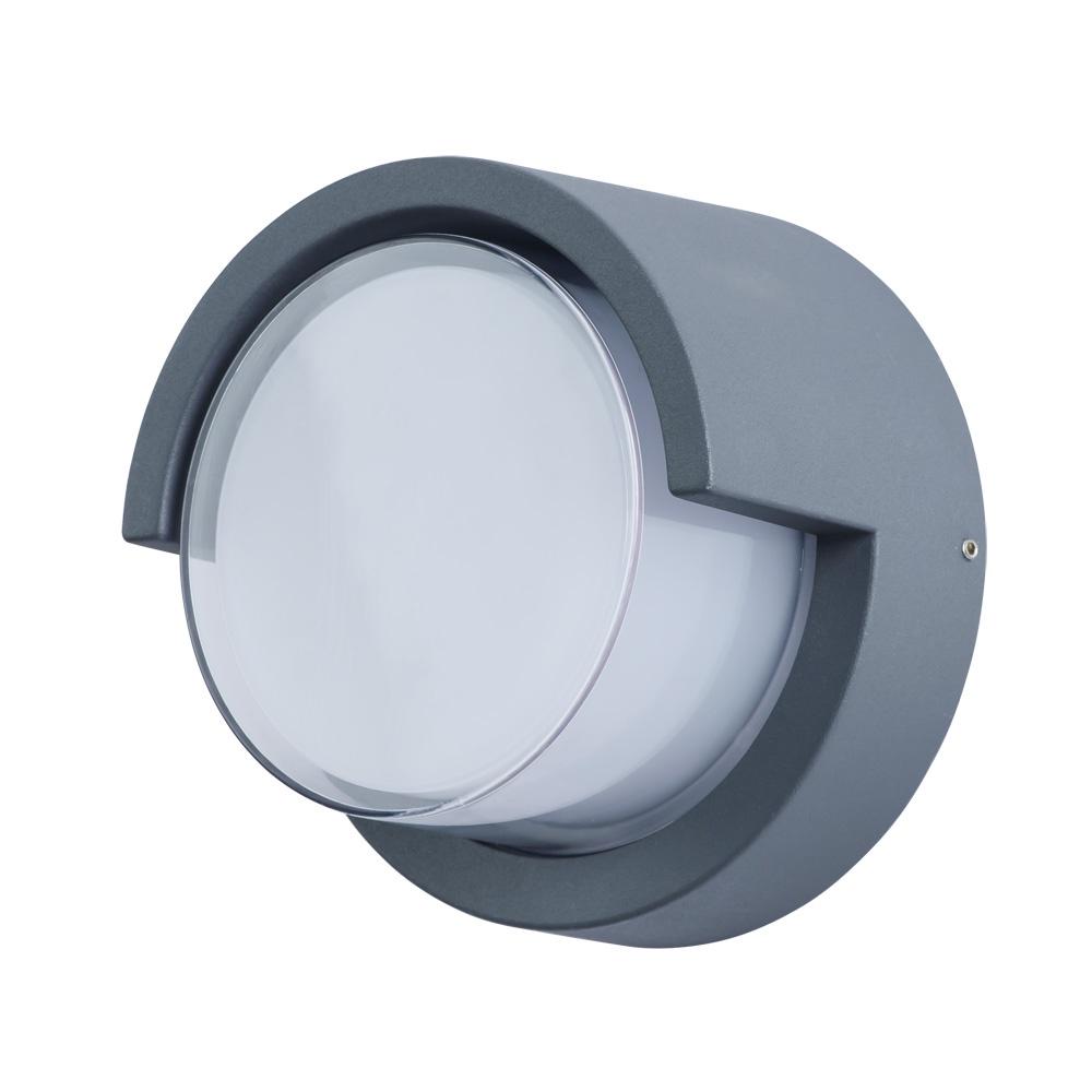 Уличный светильник Arte Lamp A8159AL-1GY, LED светильник уличный arte lamp tasca 1 х led 6 w a8506al 1gy