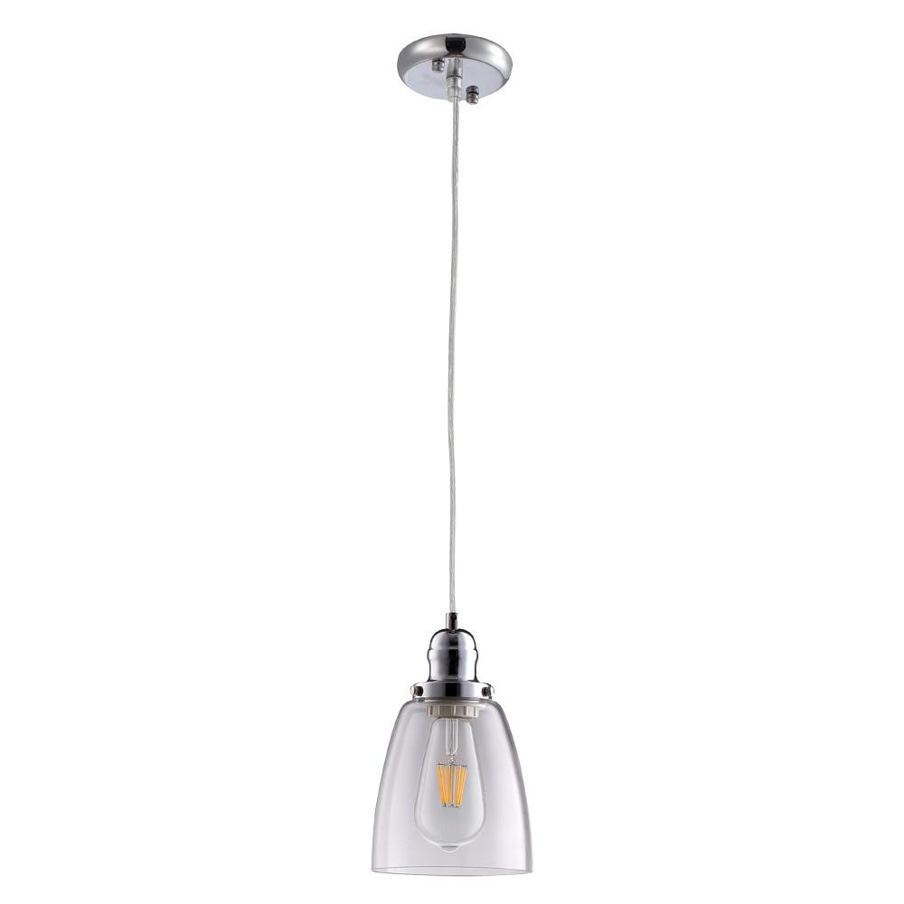 Подвесной светильник Arte Lamp A9387SP-1CC, E27, 40 Вт