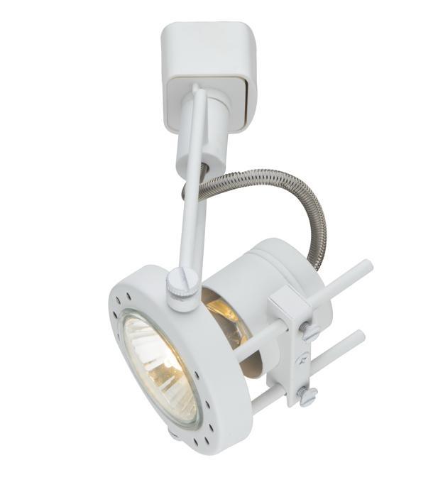 Настенно-потолочный светильник Arte Lamp A4300PL-1WH, GU10, 50 Вт arte lamp потолочный светильник arte lamp a4300pl 4ab