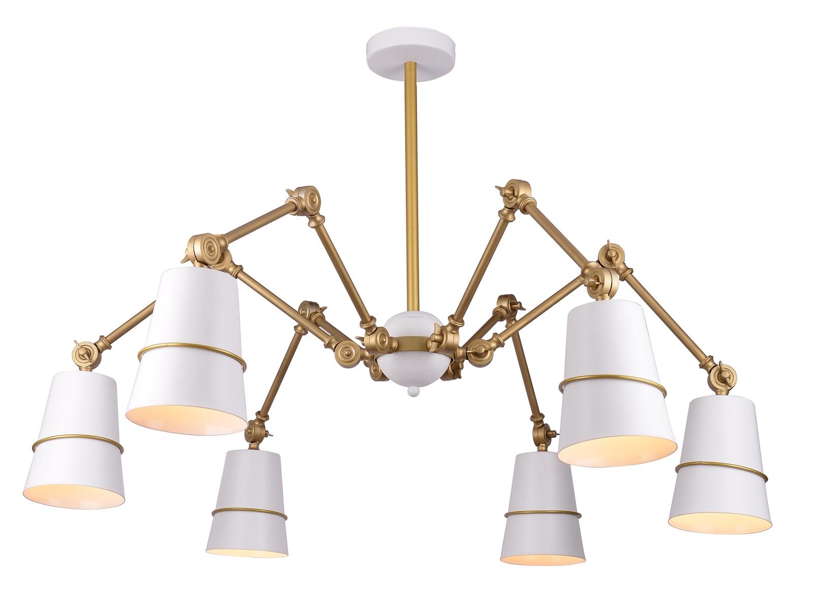 Подвесной светильник Divinare 8035/03 LM-6, E27, 40 Вт люстра divinare reattiva 8035 03 lm 6 подвесная