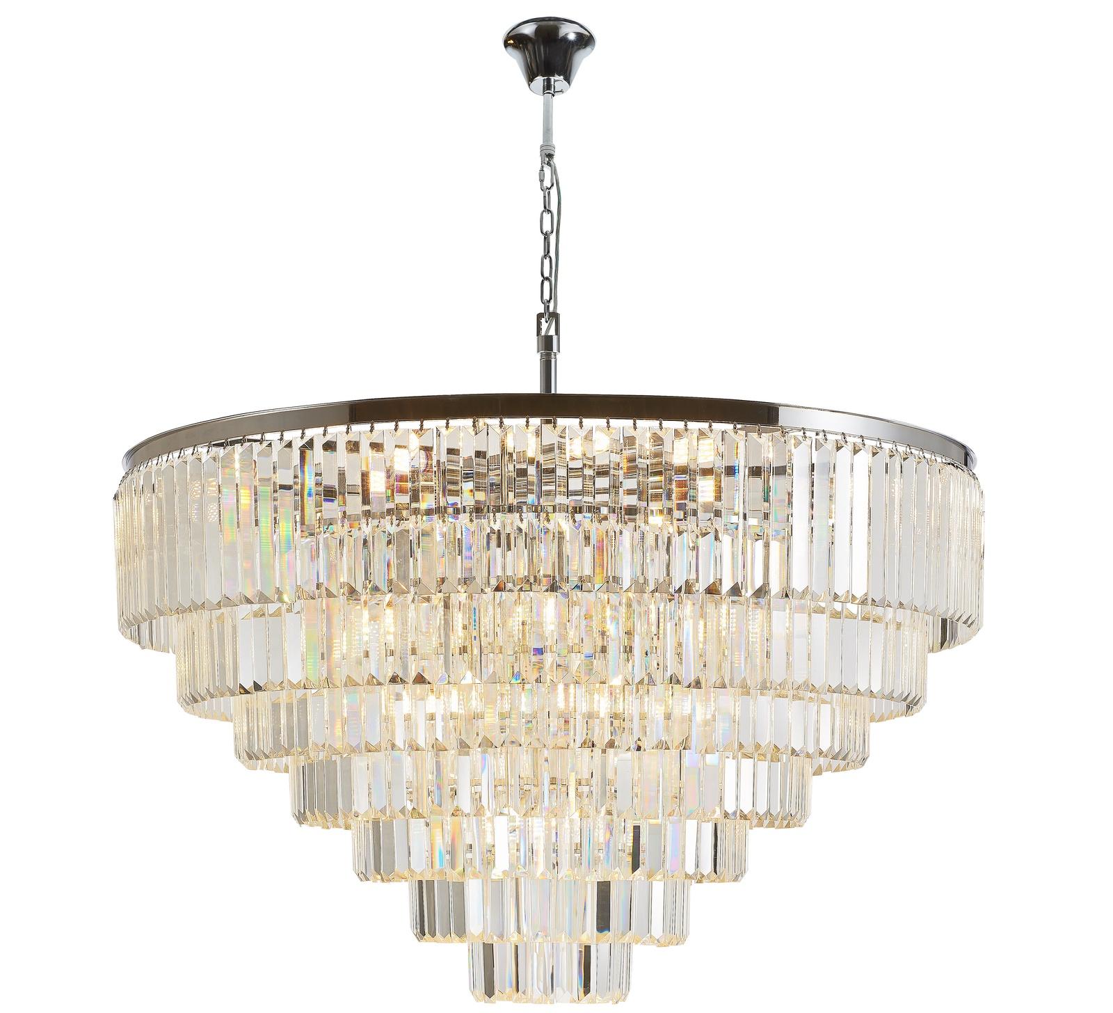Подвесной светильник Divinare 3001/02 LM-25, серый металлик alta 3001