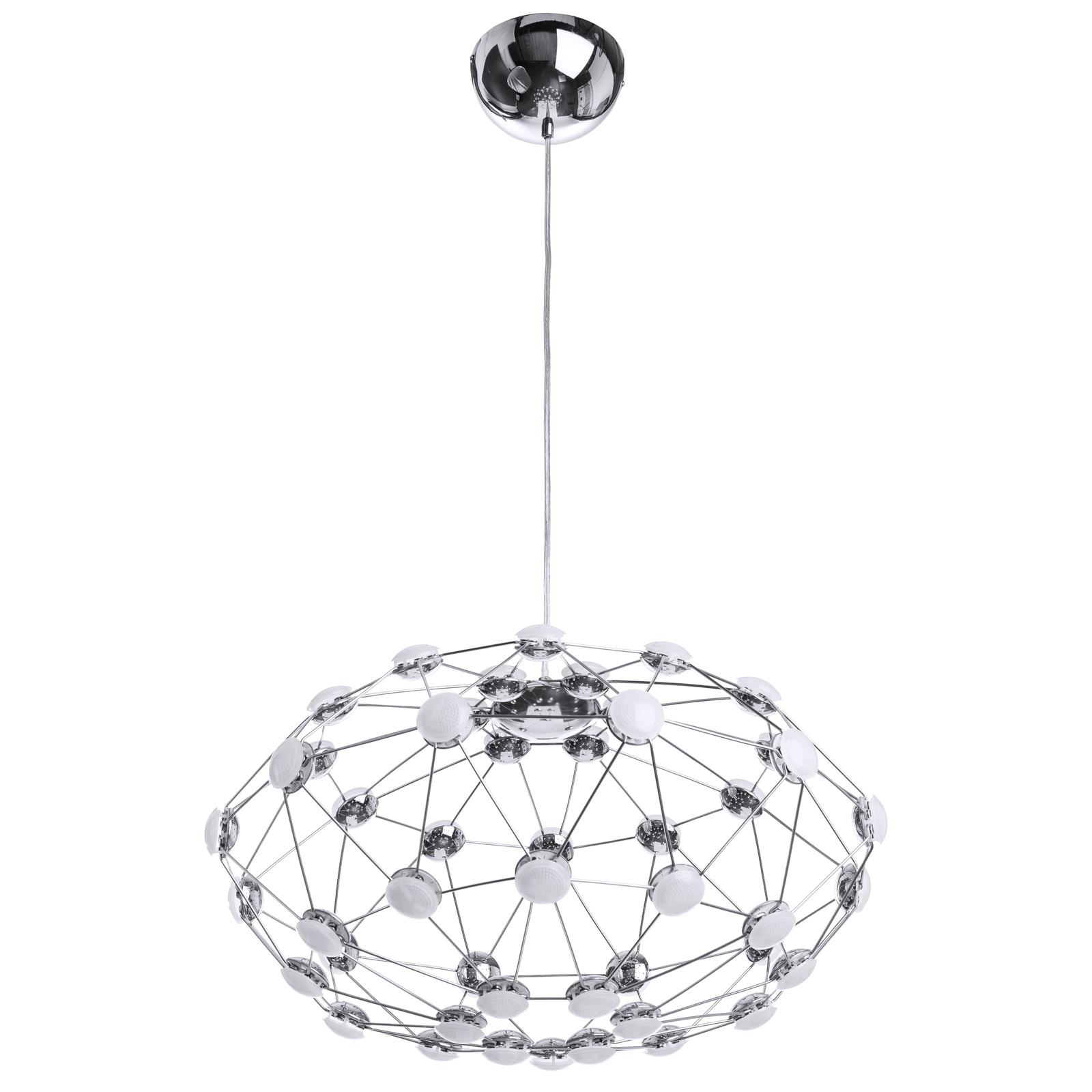 Подвесной светильник Divinare 1720/02 SP-48, серый металлик подвесной светильник divinare 1157 01 sp 2 серый металлик