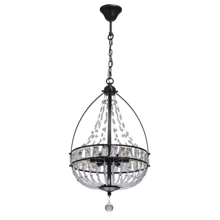 Подвесной светильник Mw Light 104010106, черный светильник подвесной n light лофт 129 01 36g globe