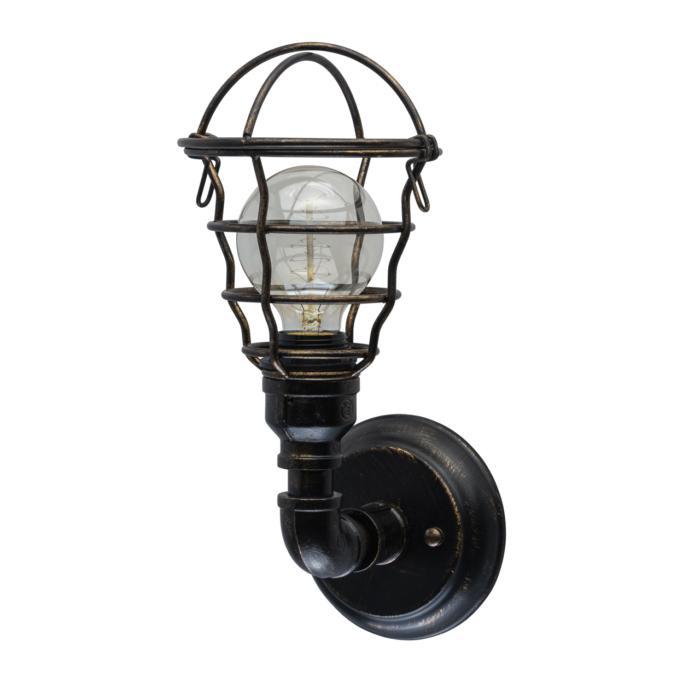 Бра Mw Light 104021501, черный