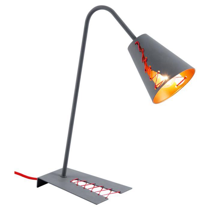 Настольный светильник Lussole LSP-0518, красный настольный светильник lussole lsp 0548