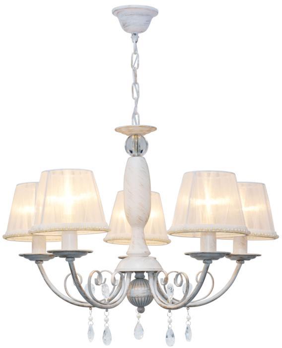 Подвесной светильник Toplight TL1137-5H, E14, 40 Вт люстра wertmark frances we311 04 603