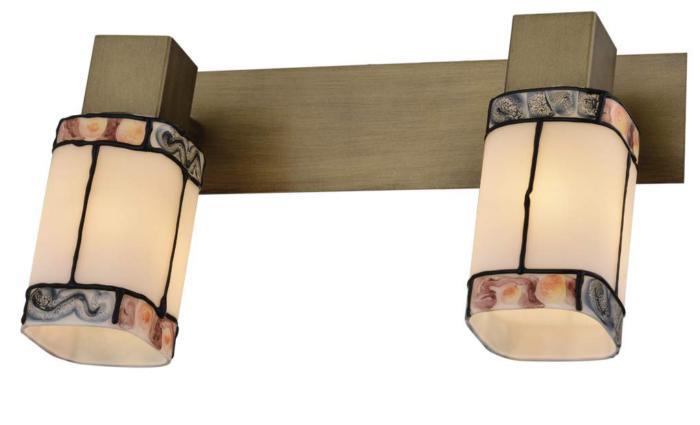 Настенно-потолочный светильник Toplight TL3770Y-02AB, E14, 40 Вт накладной светильник toplight dora tl5040y 02ab