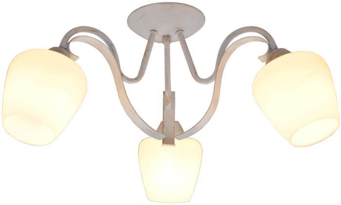 Потолочный светильник Toplight TL1133-3D, E27, 60 Вт бра toplight abegail tl1133 1w