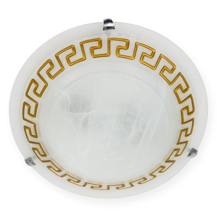 Настенно-потолочный светильник Toplight TL9171Y-02BN, бежевый toplight tl9070y 01pn