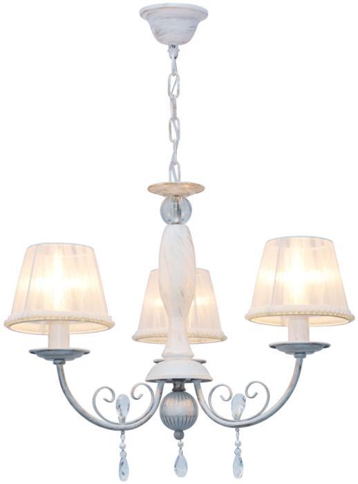 Подвесной светильник Toplight TL1137-3H, E14, 40 Вт люстра wertmark frances we311 04 603